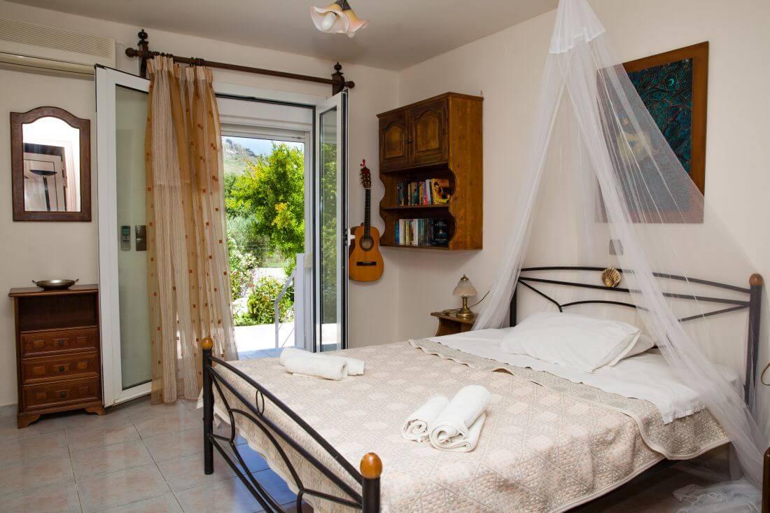 Villa Eleana - Bedroom 1