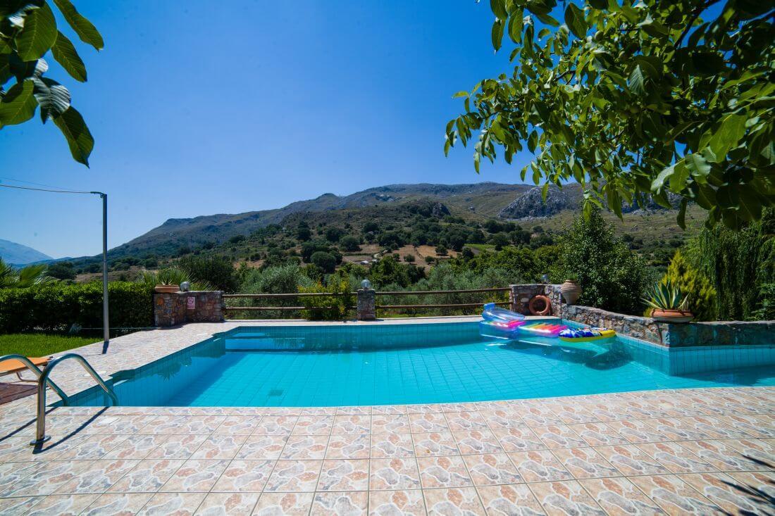 Villa Eleana - Pool