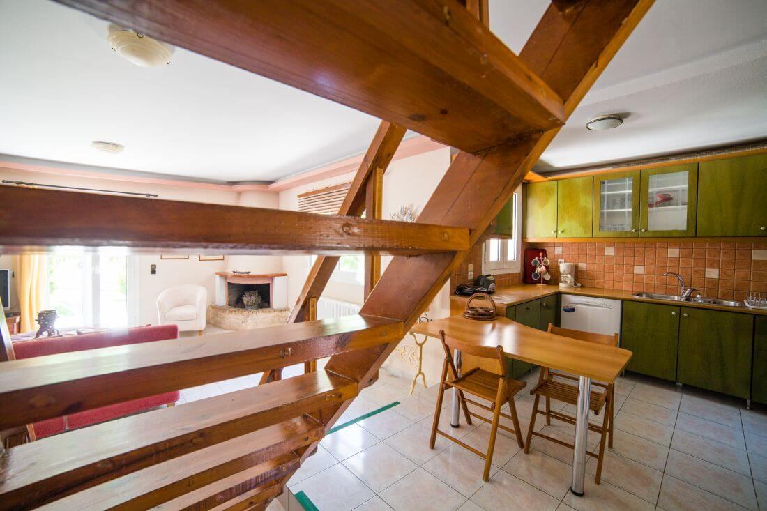 Villa Eleana - Kitchen