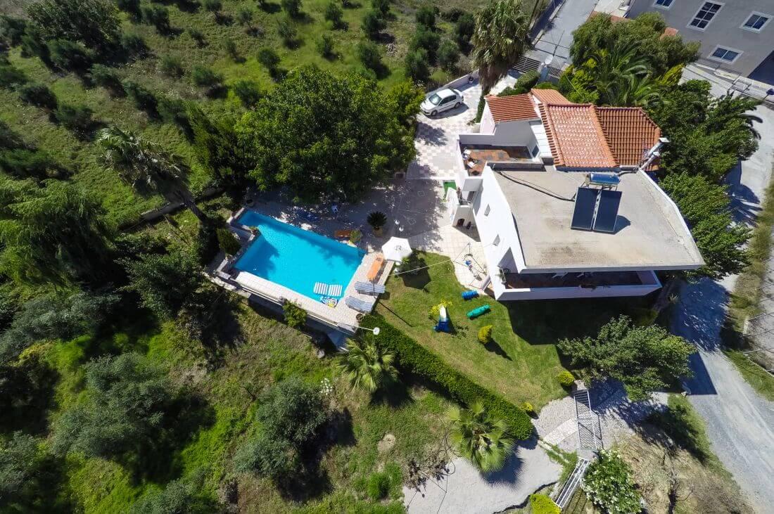 Villa Eleana - External
