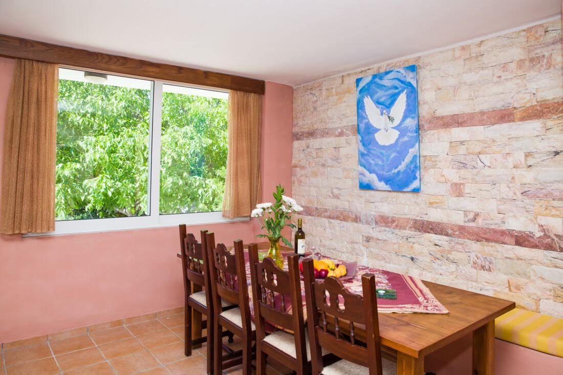 Villa Eleana - Dinning Room